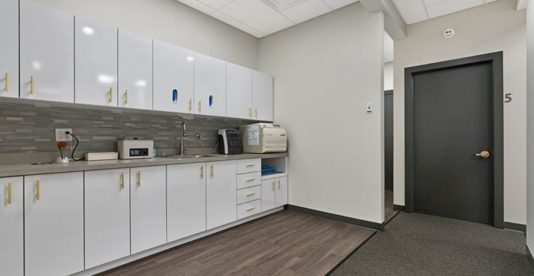 the Fresh Dental Clinic's dental office
