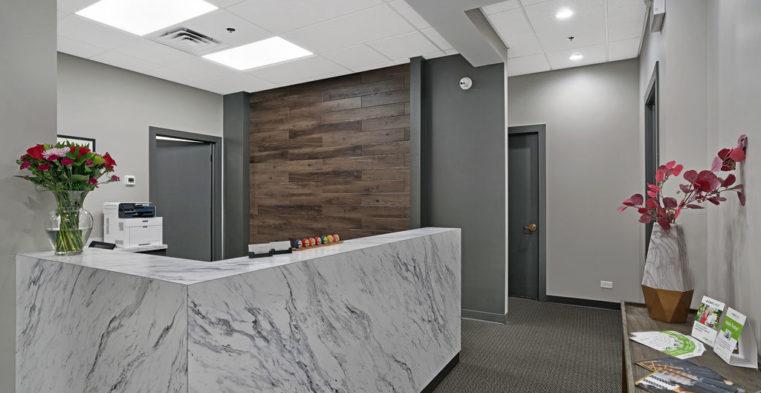 Fresh Dental Clinic dental office interior